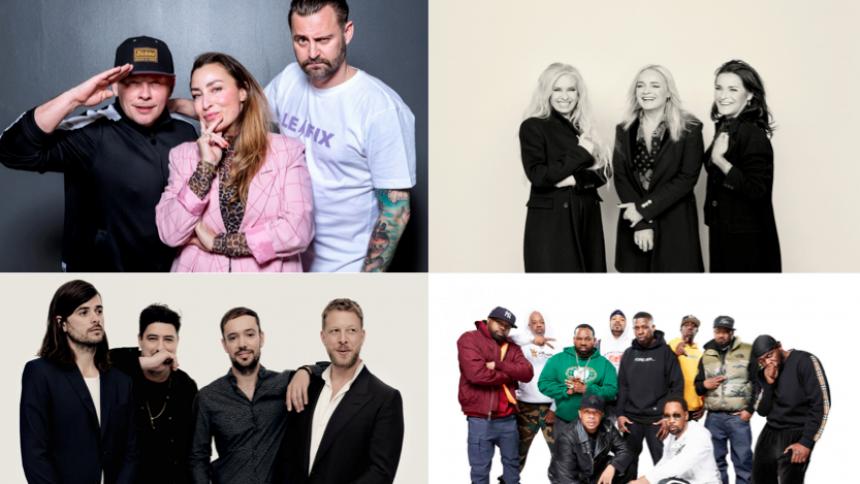 Guide: Her er maj måneds mest spændende koncerter