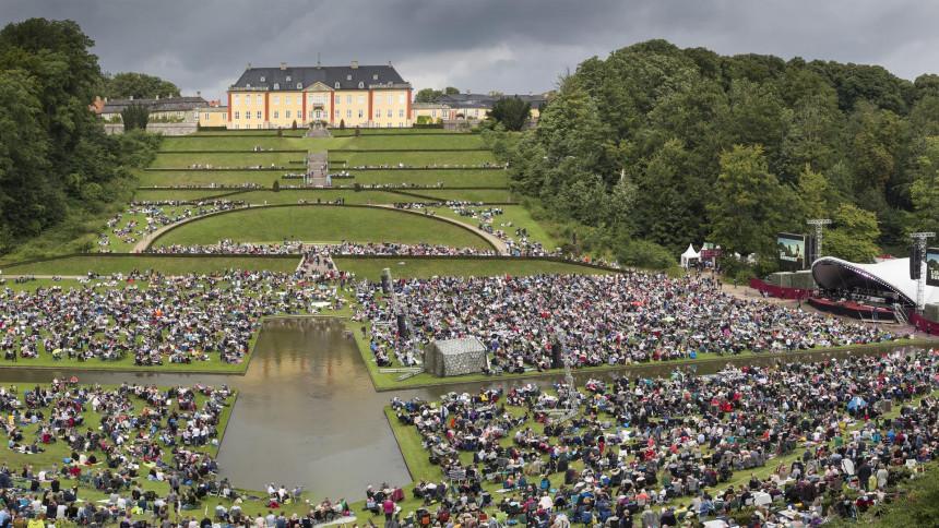 Kom med til slotskoncert på 3 af Danmarks flotteste venues