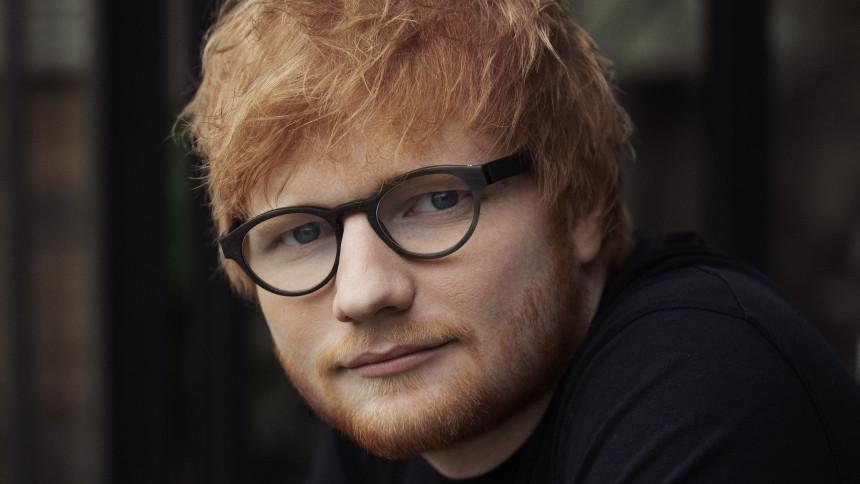 Ed Sheeran klar med stjernespækket trackliste til nyt album