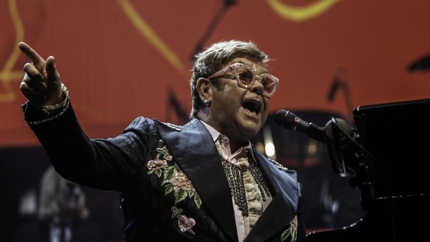 Elton John giver endnu en dansk afskedskoncert