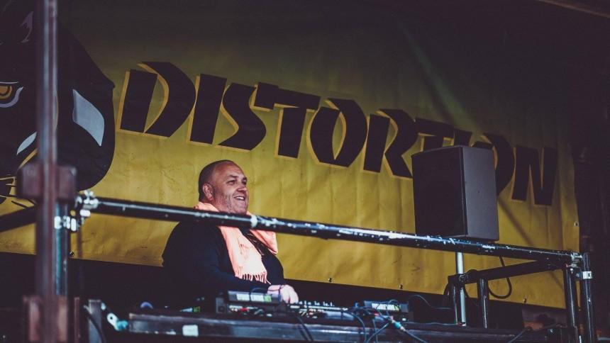 Distortion hylder Master Fatman med særlig event
