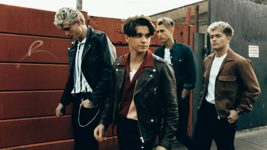 The Vamps (UK) - FÅ BILLETTER