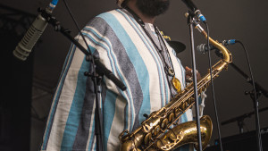 Kamasi Washington Heartland Festival 010619