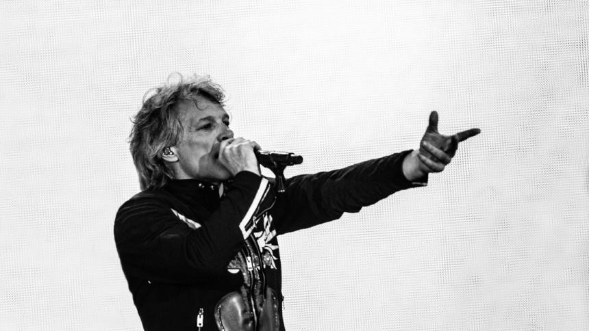 Lyt: Bon Jovi deler single og annoncerer dato for kommende album