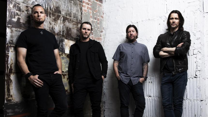 Alter Bridge giver dansk koncert