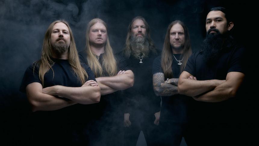 Amon Amarth spiller dansk indendørs koncert