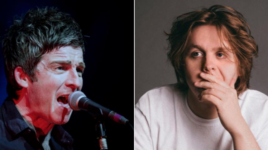 Noel Gallagher kritiserer atter Lewis Capaldi –trækker søn på banen