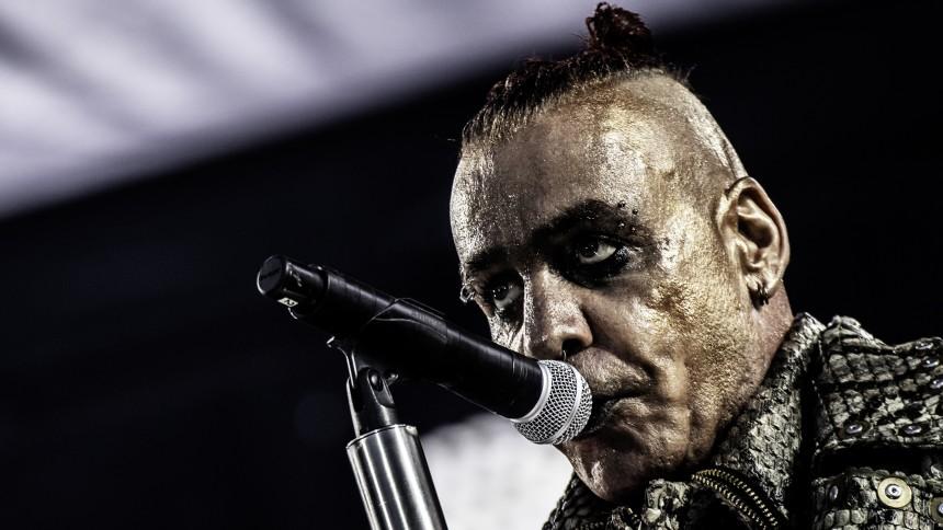 RETTELSE: Rammstein-sanger ikke anholdt, men dog advaret af russisk politi