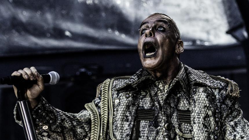 Rammstein klar med ny dansk dato