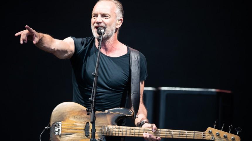 Sting-koncert får ny dato – ekstra chance for at få billetter