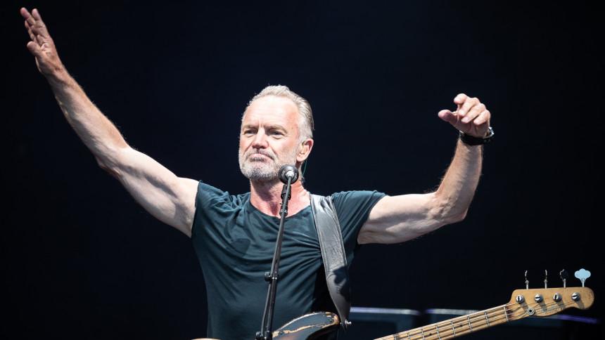 Sting giver dansk koncert
