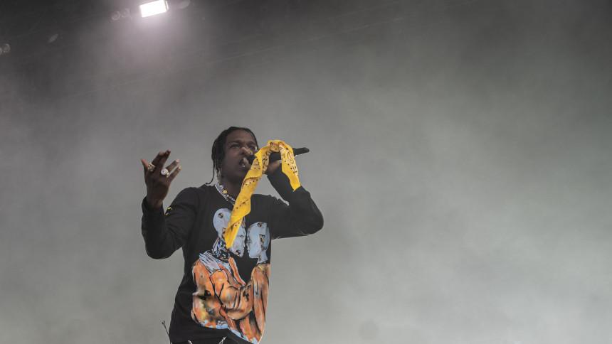 VIDEO: A$AP Rocky vender tilbage til Stockholm med heftigt show