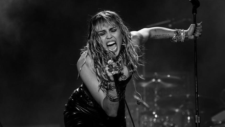 Miley som denne generations rockstjerne