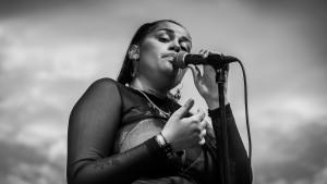 Lil Halima, Roskilde Festival, 300619
