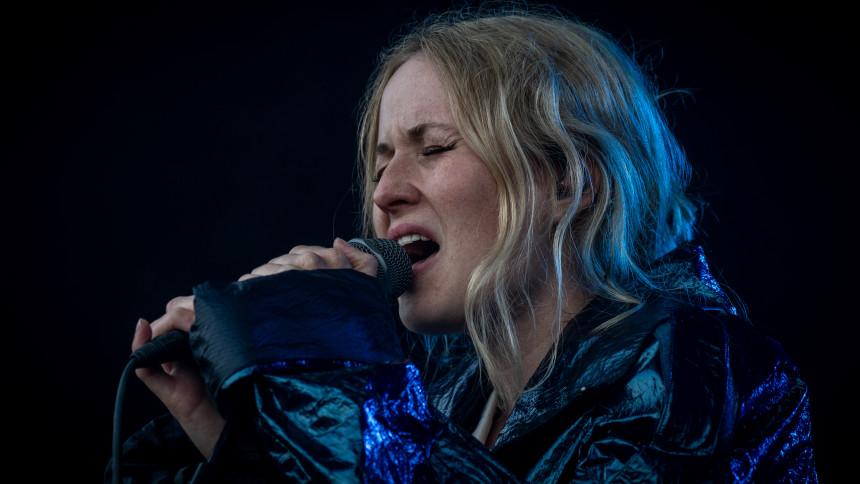 Hôy La tillagde angsten toner på Roskilde Festival