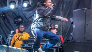 Denzel Curry Roskilde festival 04.07.2019