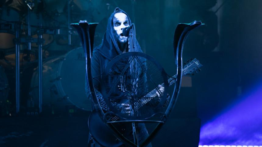 Behemoth brændte Roskilde Festival af i Helvedes flammer