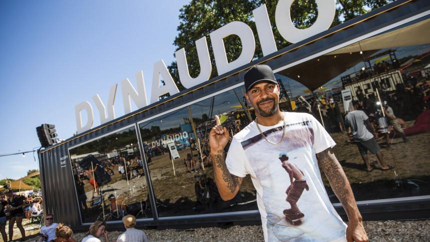 Se de bedste videoer fra Dynaudio-studiet på Smukfest