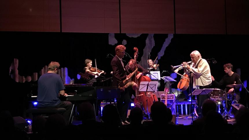 Kraftfuld hyldest til Keith Jarrett