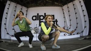 Alphabeat, Grøn 2019, 18.07.2019