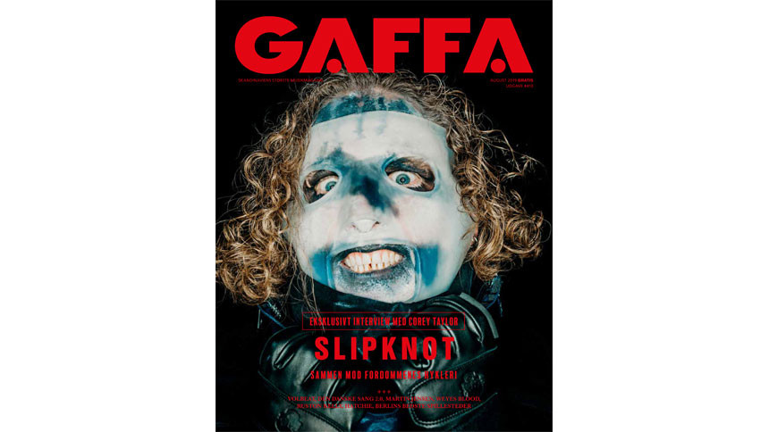 GAFFA på gaden: Mød Slipknot, Volbeat, Martin Jensen og mange flere