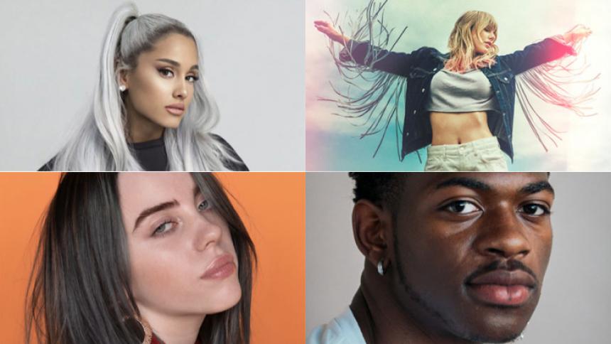 Her er de nominerede til MTV VMA-priserne