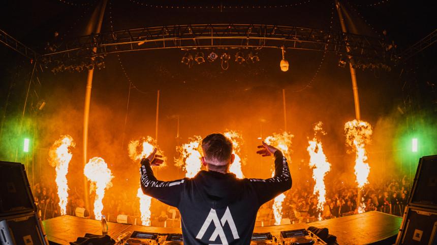 Danmarks første store EDM-festival lancerer seks kæmpe navne