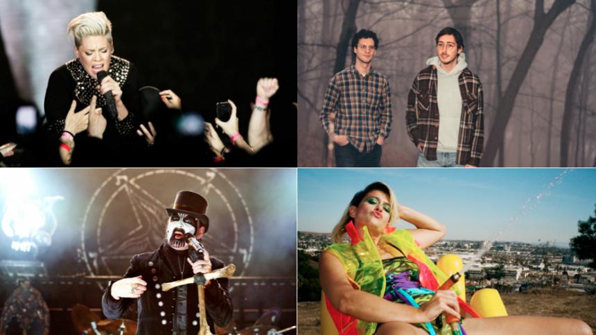 Guide: Her er august måneds mest spændende koncerter