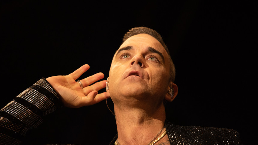 Robbie Williams vil stjæle julen fra Bublé