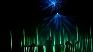 Calvin Harris, Smukfest, Bøgescenen