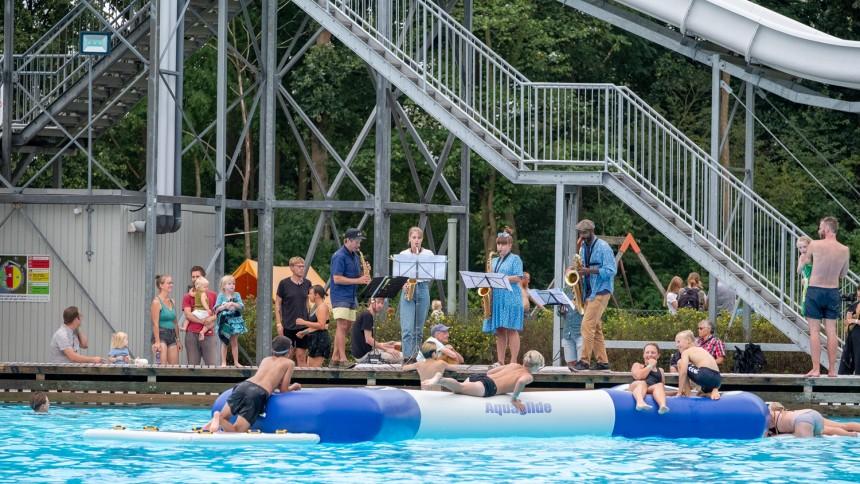 Badesøen Festival flytter programmet til 2021