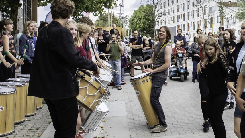 Roskilde inviterer til masser af gratis livemusik