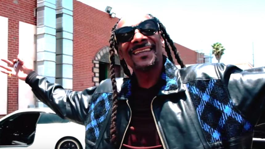 Hør Snoop Doggs nye album - dedikeret til ham selv