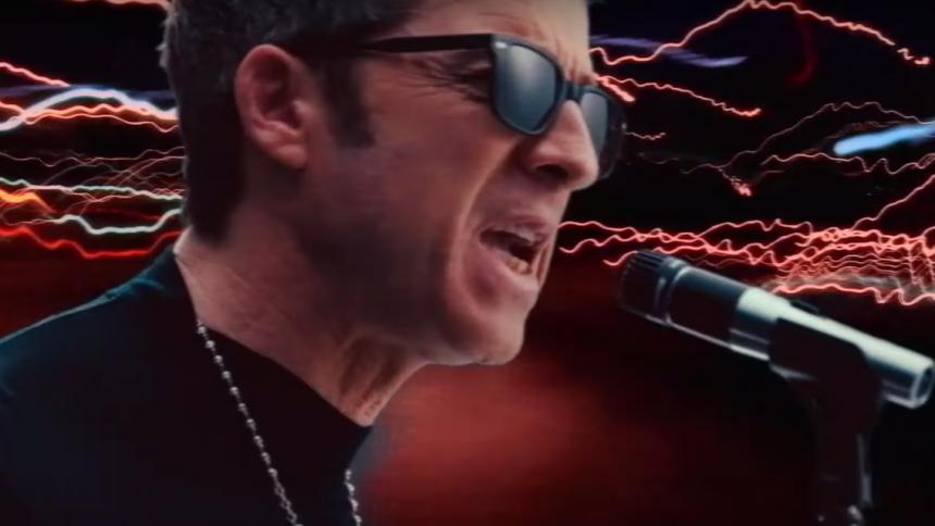 Se ny, hæsblæsende musikvideo fra Noel Gallagher