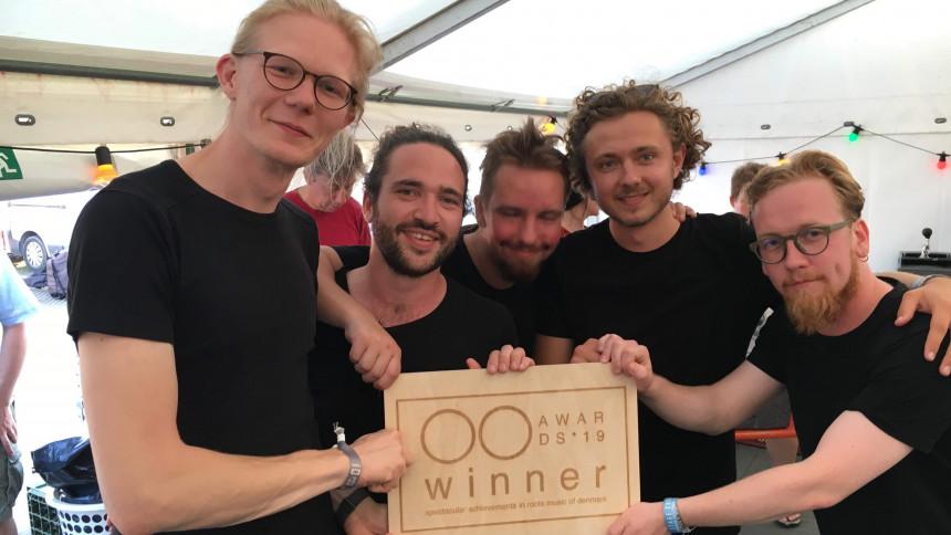 Den nye roots-musikpris OOaward er uddelt på Tønder Festival