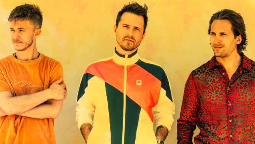 VIDEOPREMIERE: Mobiloptagelser udgør musikvideo for ny dansk trio