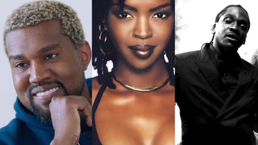 Hør Lauryn Hill på nyt Kanye West-produceret Pusha T-track