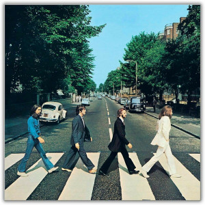 The Beatles: Abbey Road, 50 anniversary deluxe edition, 3cd, audio blu-ray, bog