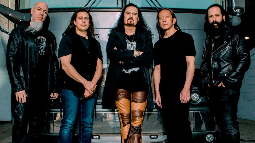 Dream Theater gæster atter Danmark