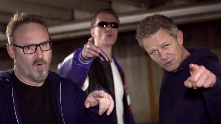 Østkyst Hustlers teaser ny musik