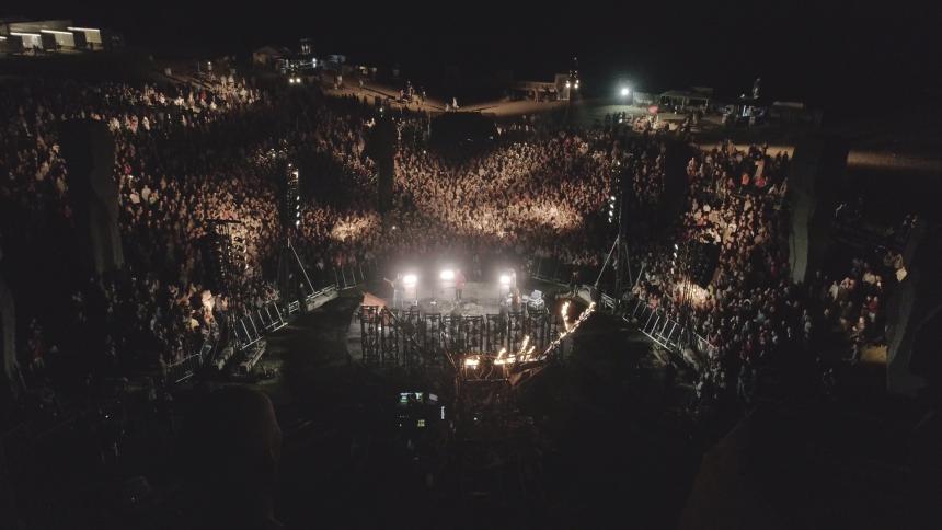 Kom bag om The Minds of 99's vildeste koncert til dato