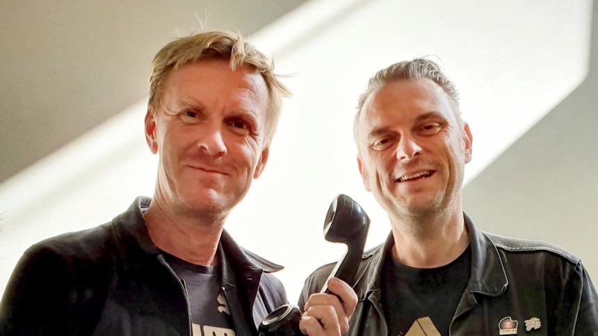 Dan Turèll udgiver album fra graven – med Halfdan E