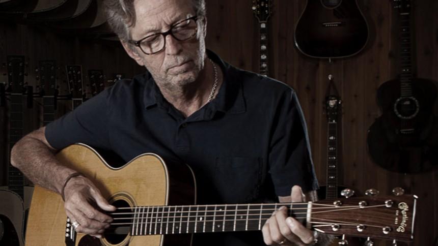 Eric Clapton bekræfter dansk koncert