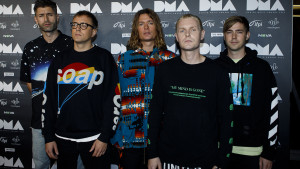 Danish Music Awards Rød løber 171019