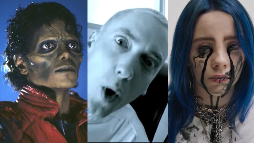 HALLOWEEN-PLAYLISTE: Uhygge og rædsel forklædt som uskyldig popmusik