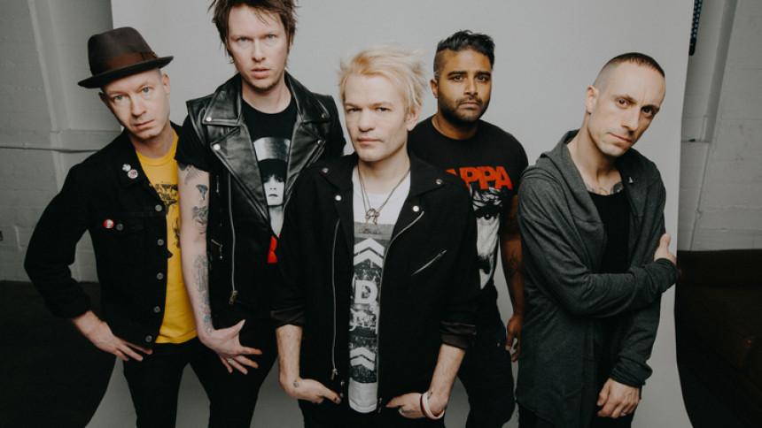 Sum 41 - Order in Decline World Tour - FÅ BILLETTER