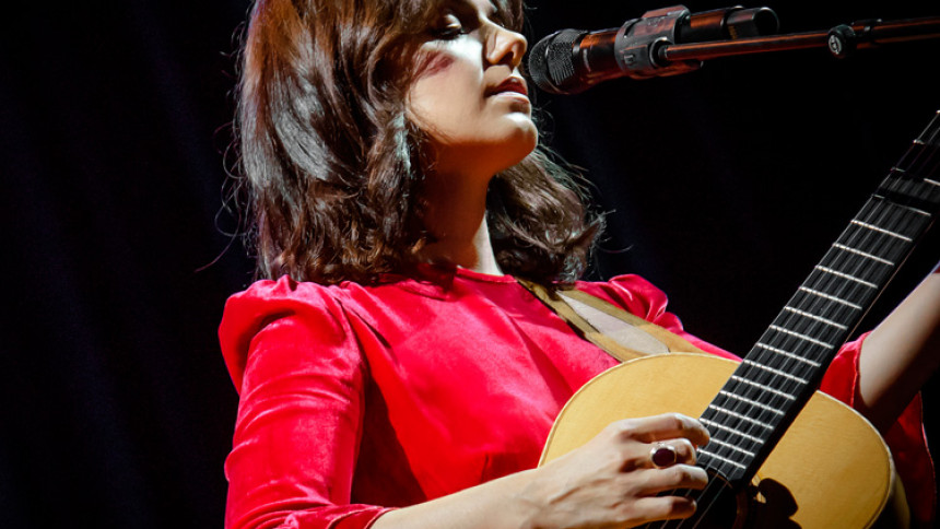 Katie Melua giver to danmarkskoncerter