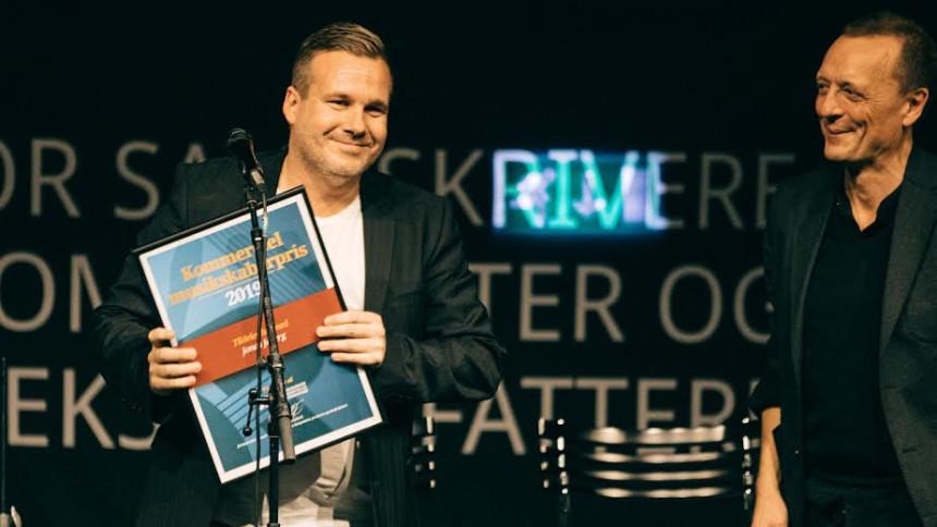 Sangskriverpriserne fra DPA er uddelt – international hitmager blandt vinderne