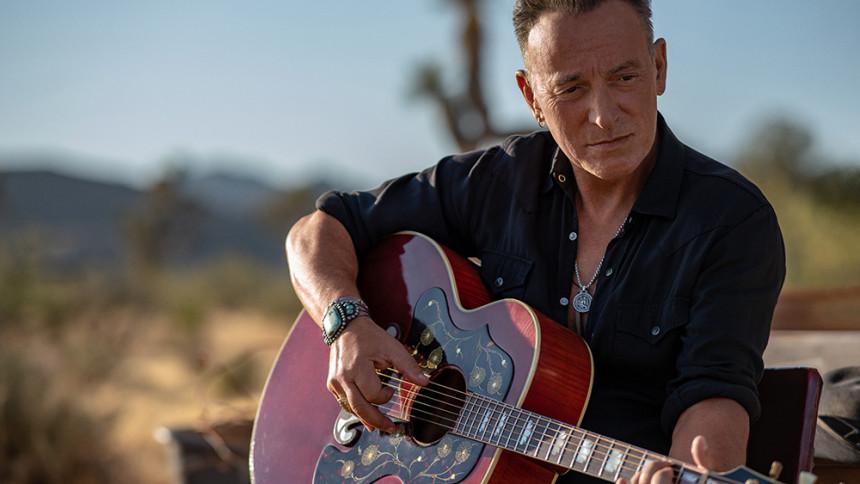 Se traileren til Bruce Springsteens Letter to You-dokumentar