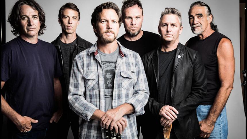 Pearl Jam til Danmark